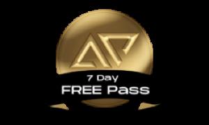 7 Day FREE Pass