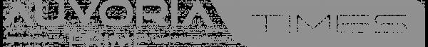 auvoria-times-logo-gray